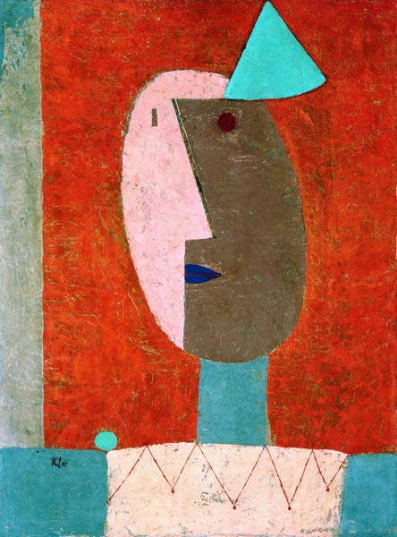 Clown Paul Klee