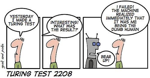 el test de turing