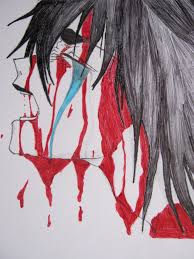 De mi sangre a tus cuchillas